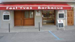 La boucherie Fest'Yves Barbecue