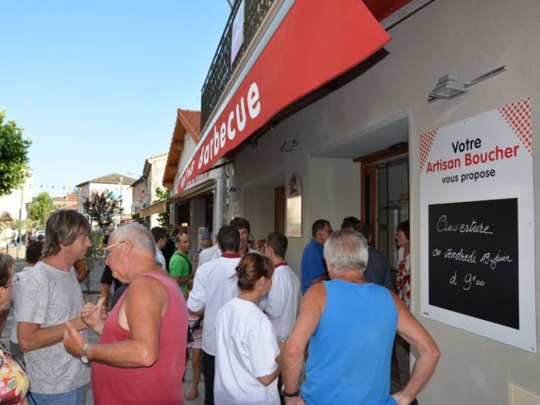 fest'yves barbecue boucherie Ruoms