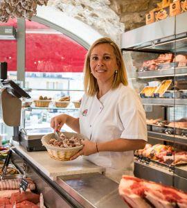 Kelly Boucherie chez Yves